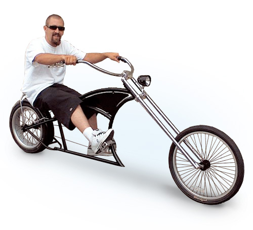 Choppers Miami Style