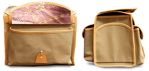 Retro frontbag Funky