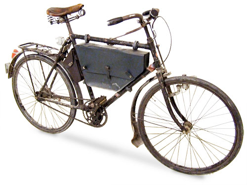 Swiss Military bicycle MO-93