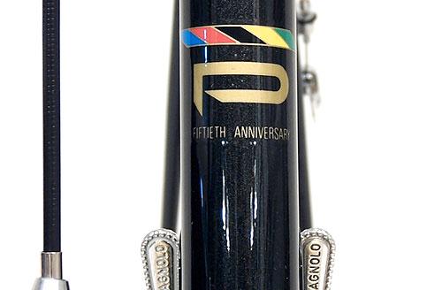 Schwinn 50th Anniversary Paramount head tube