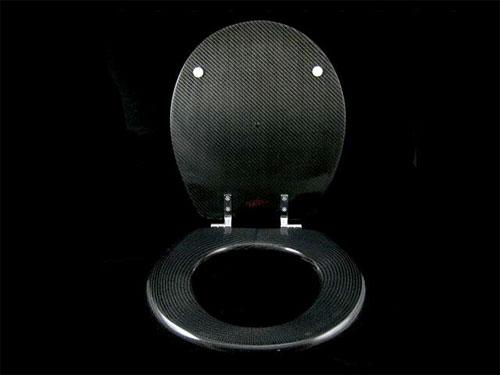 Carbon Fiber Toilet Seat