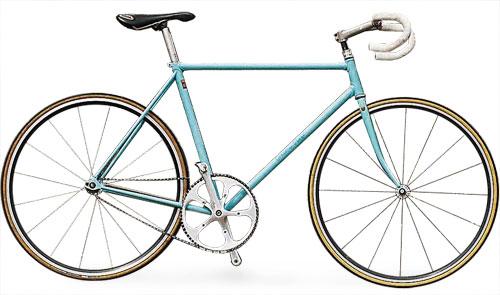 Graeme Obree's new hour record bike