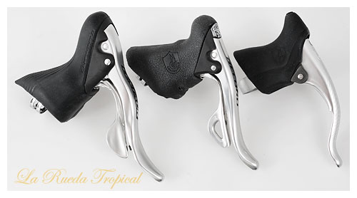 Campagnolo levers
