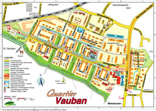 Vauban Map