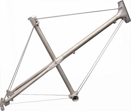 De La Haye Bicycle Frame