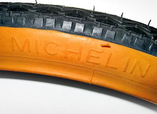Michelin 650b tire